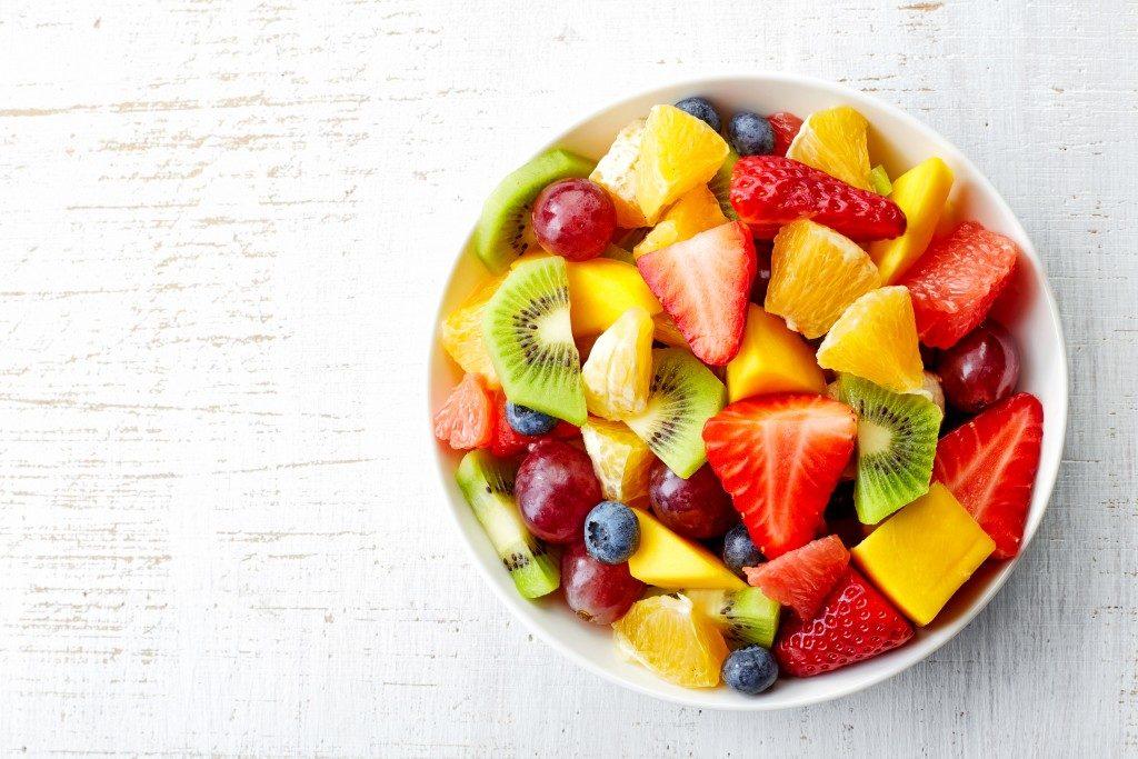 bowl of fruit