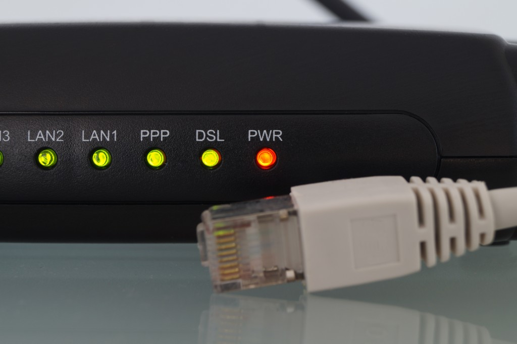 Internet WLAN connection