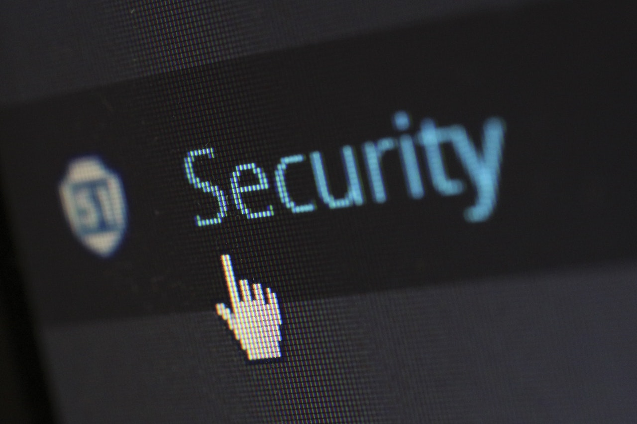 security in text