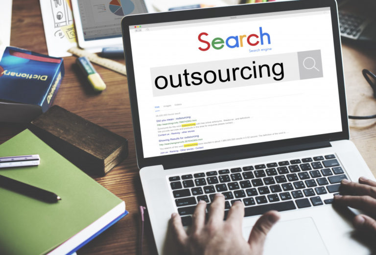 searching for outsourcing