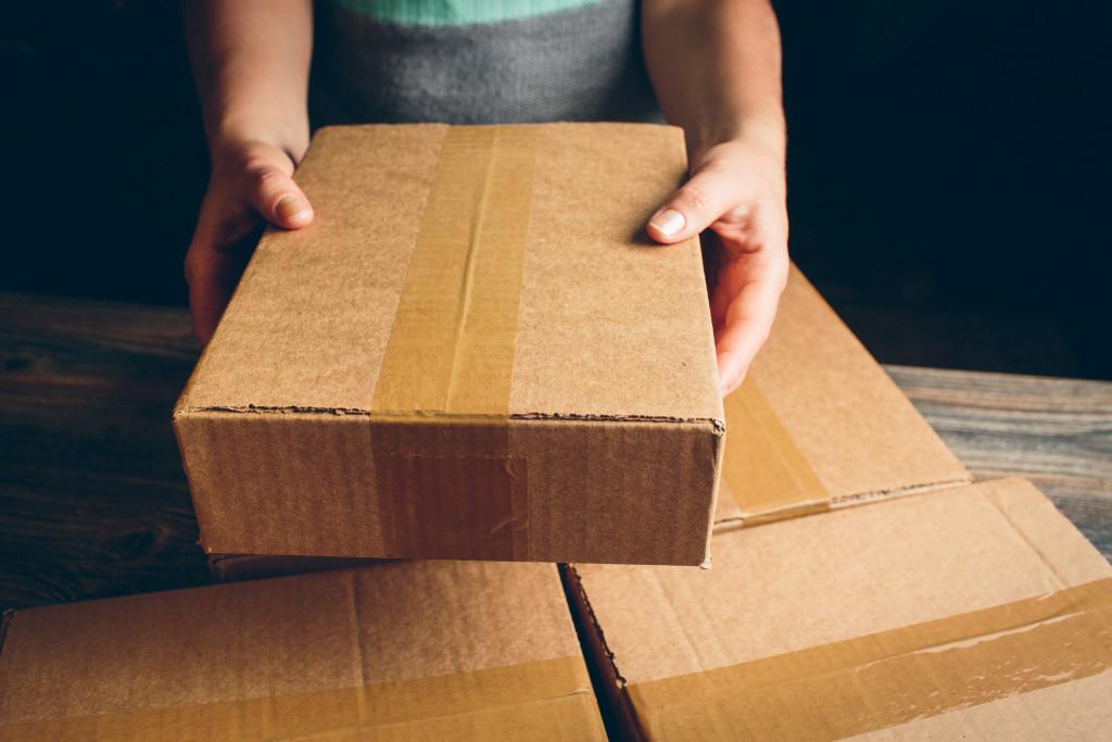 item packaging